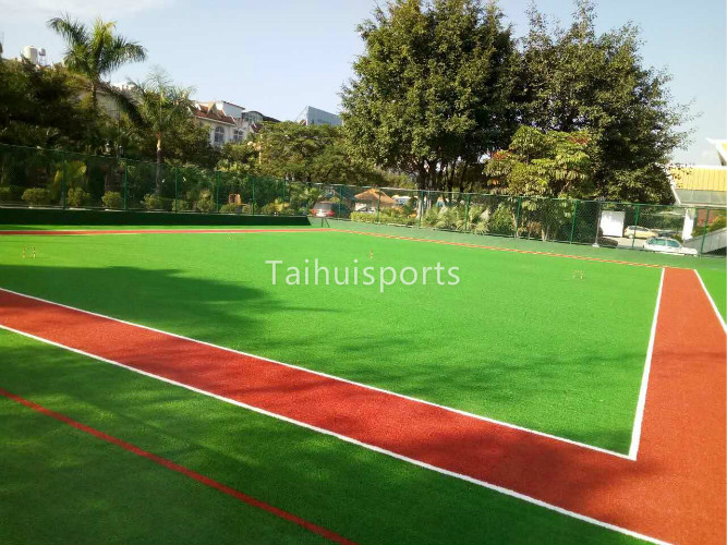 Two Sides Grooved Water Proof PE Foam  Light Weight Baseball Football Artificial Grass Underlay High Density 70 Kg/M3 4
