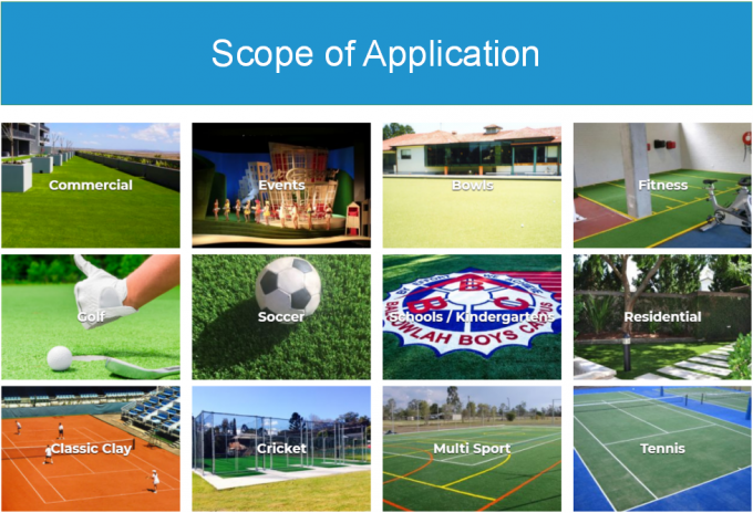 PE Foam Soccer Rugby Hockey Playground Pitch 20 MM Crosslink Sheets Artificial Turf Shock Pad 10-20 thickness 1